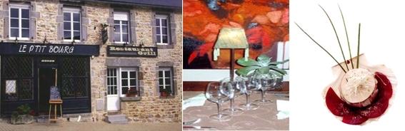 Restaurant le P'tit Bourg