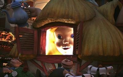 Un nouveau décor pour la joie des enfants au Parc Disney qui fête sont vingtième anniversaire. (Crédit photo P.Cros)