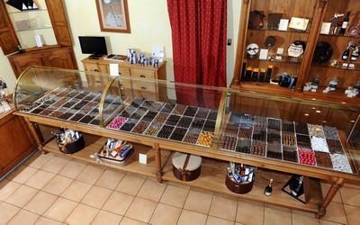 Plus de 100 variétés de chocolats