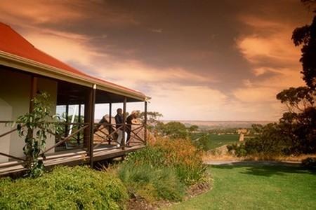 Vignes australiennes (photo O.T. Australie)