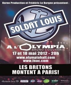 Soldat Louis en concert  : Première bordée à l'Olympia