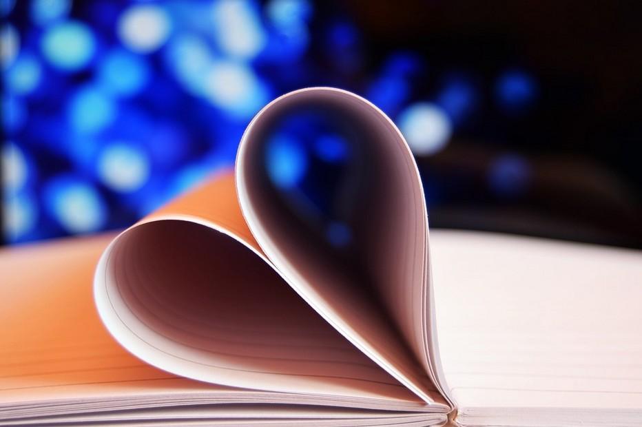 Des livres à offrir pour la Saint-Valentin.... @ Lindigomag/Pixabay