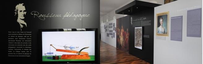 Exposition : Rousseau revit à Chenonceau