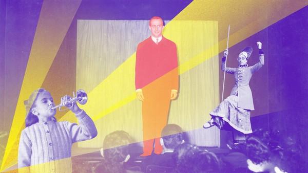 Boris Vian,musicien au répertoire musical hors du commun dont les célèbres textes pacifistes « Le Déserteur » et « La Java de la bombe atomique » ou encore « La Complainte du progrès » une satire de la société de consommation.@ DR