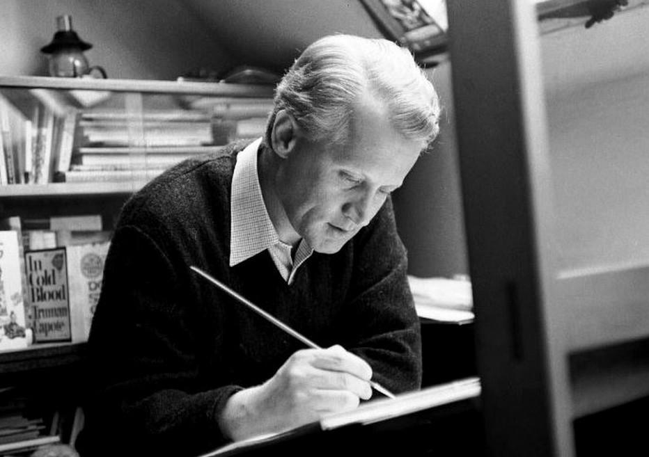Le charme majeur du travail de Šlitr réside dans sa connexion étroite au monde de la musique, du cinéma et du théâtre.Crédit photo Míša.