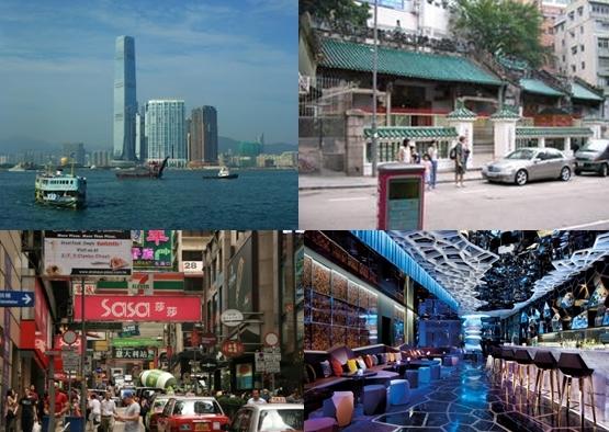 Chine  : Hong Kong, la cité des « parfums »