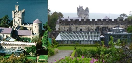 Château et Jardins de Glenveach (Photo C.Gary)