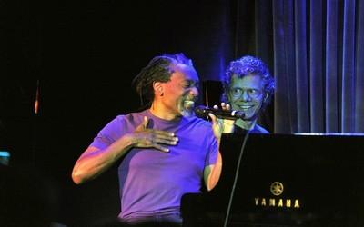 Bobby Mc Ferrin et Chick Corea à Vienne