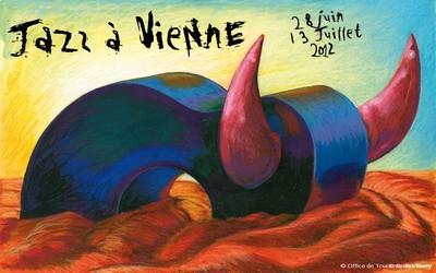 Isère :   32 ème édition du Festival de Jazz à Vienne, l'année des cordes et de la nouvelle génération du jazz.