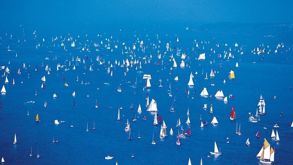 Les Tonnerres de Brest : Les grands rendez-vous de la mer et des voiliers
