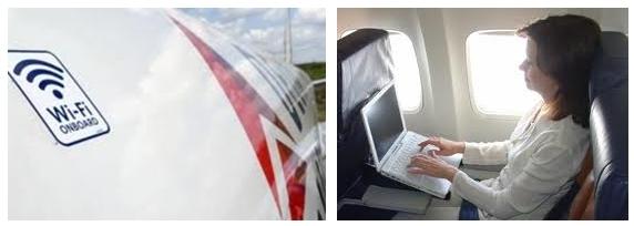 Plein ciel 2.0 :  Air France, l'internet aérien en 2013