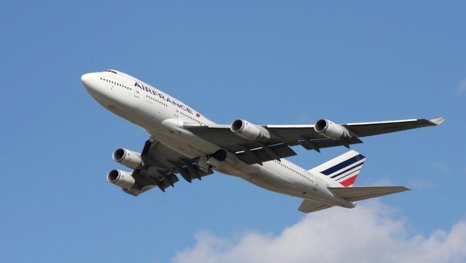 Avion Air-France-KLM (copyright Paul Marais-Hayer)