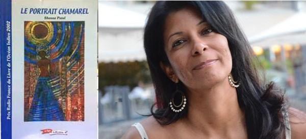 « Le Portrait Chamarel » de Shenaz Patel, (photo) est l'histoire de Samia qui découvre au fur et à mesure des pages du roman la clé d'un lourd secret de famille.@ DR