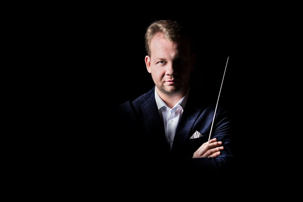 Le Chef d'Orchestre Robert Kružík ©Prague Spring International Music Festival