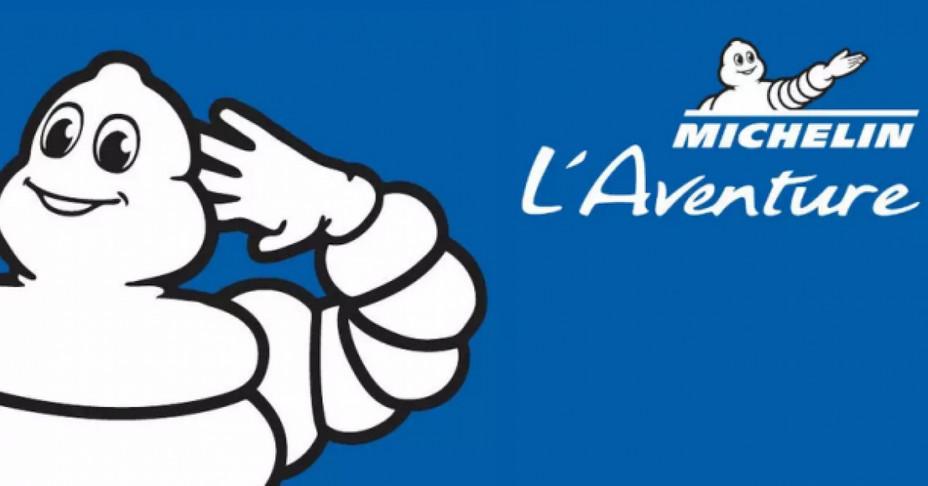 Michelin a fêté ses 120 ans en 2018. @ DR