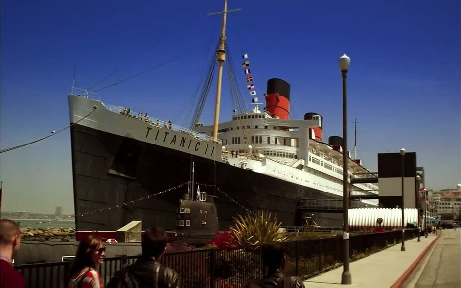 Croisière :  Le Titanic II larguera ses amarres en 2016 !