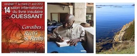La 14e édition du salon international du livre insulaire dont le thème est cette année « Caraïbes : Récits et Récifs ».