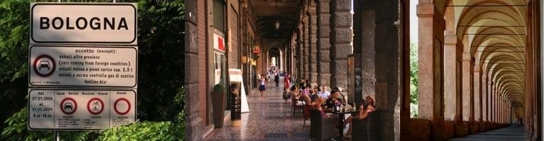 40 Kms d'arcades pour le fraîcheur, Portique de San Luca, avec ses 3,5 kilomètres et ses 666 arches