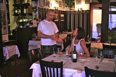 Le Chef Rocco (restaurant Al Sangiovese)