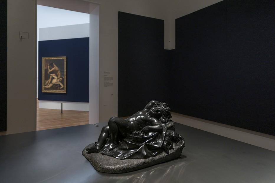 L'art baroque semble donc être la joyeuse contrepartie italienne à la discrète et sobre culture protestante du XVIIe siècle néerlandais. @Olivier Middendorp.