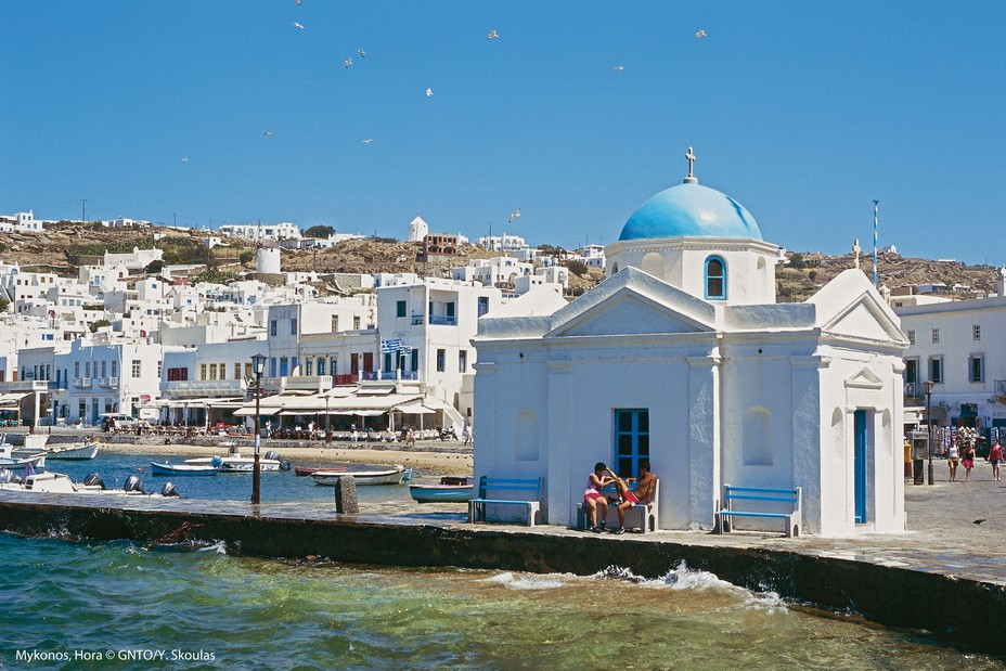 Mykonos - Grèce - @ DR