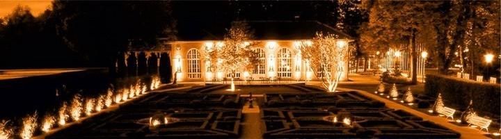 Domaine Thermal de Montdorf la nuit (photo O.T.L.)