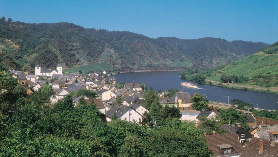 Vallée de la Moselle (Photo Asset)