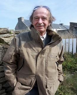 Rencontre avec Hervé Jaouen au Salon du Livre de Ouessant  (Copyright David Raynal)