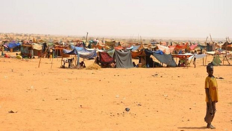 Camp de réfugiés maliens dans le Nord du Mali (copyright Amnesty International)