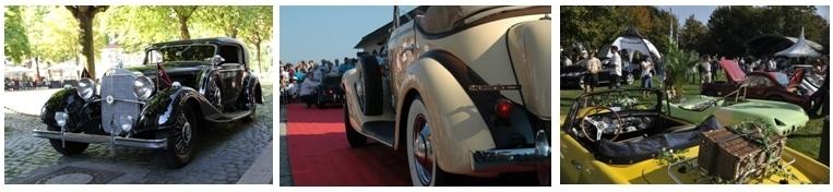 """Rassemblement """"Waterloo Historics Cars"""" en Belgique"""