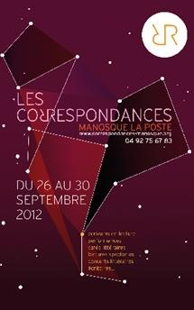 14 ème édition des Correspondances de Manosque