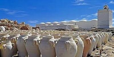 les poteries de Guellala à Djerba (Tunisie)