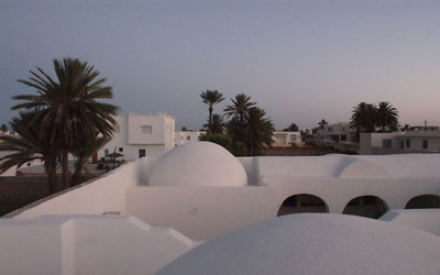 Hôtel à Djerba (Tunisie) (photo Y.C.)