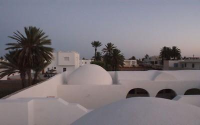 Hôtel à Djerba (Tunisie) (photo Y.C.)