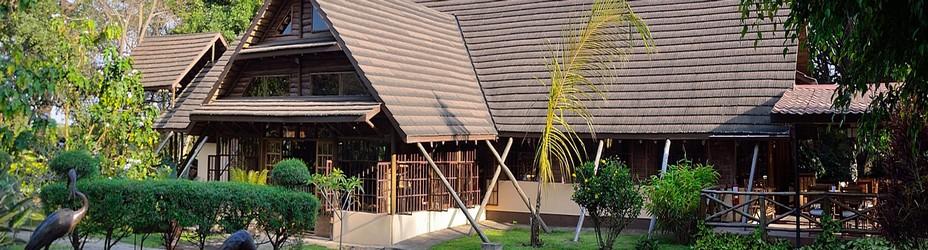 Lodge en Tanzanie... @ Tanganyka Expeditions.