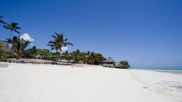 Les longues plages de sable blanc tanzaniennes. @ DR