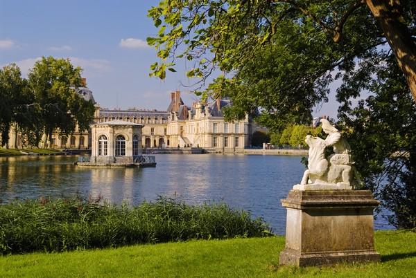 © Château de Fontainebleau_Etang-aux-Carpes