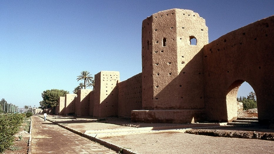 Les remparts de Marrakech (Copyright Daniel Biays)