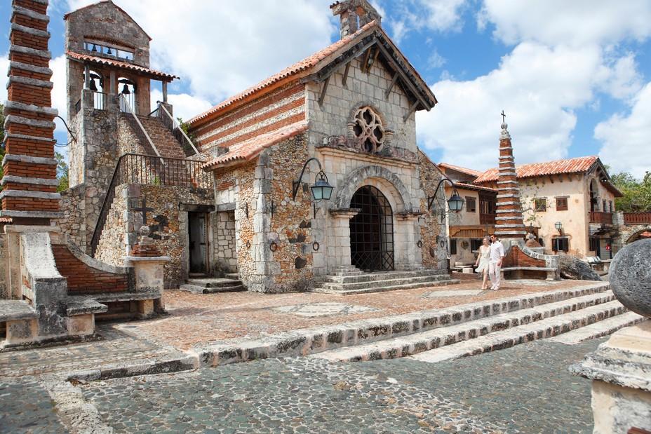 Village typique en République Dominicaine. Crédit photo OT République Dominicaine.