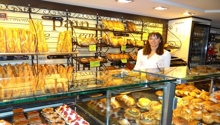 La conquête des farines Foricher passe entre autres à Nancy au sein des deux boulangeries-pâtisseries This. © Bertrand Munier