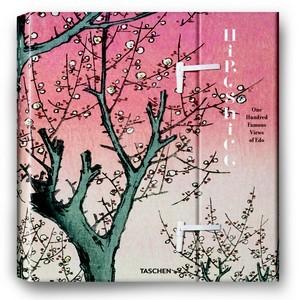 """Livres """"voyager en lignes"""" avec deux beaux livres dédiés à la peinture d'Hiroshige"""