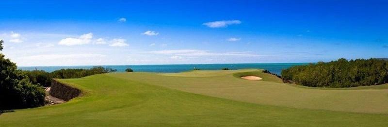 golf d'Anahita sur l'Ile Maurice (photo voyages et passion)