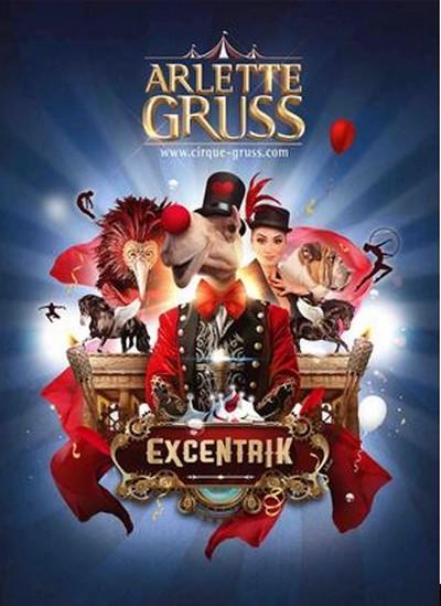 Cirque Arlette Gruss. ©Cirque Arlette Gruss