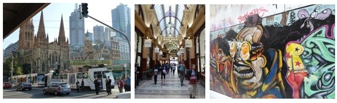 Coeur de la Ville, Black Arcade, un tag animant un mur de la ville (photos Catherine Gary)