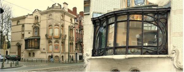 De gauche à droite - Hôtel Hannon @ A.Degon