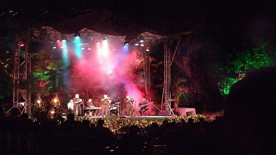 Orchestre de Jazz Corrie Scott (crédit photo : Office de tourisme de la Barbade).