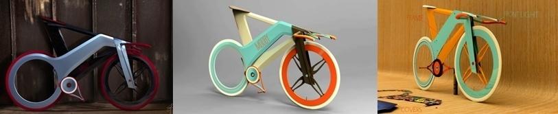 Mooby, le vélo du futur