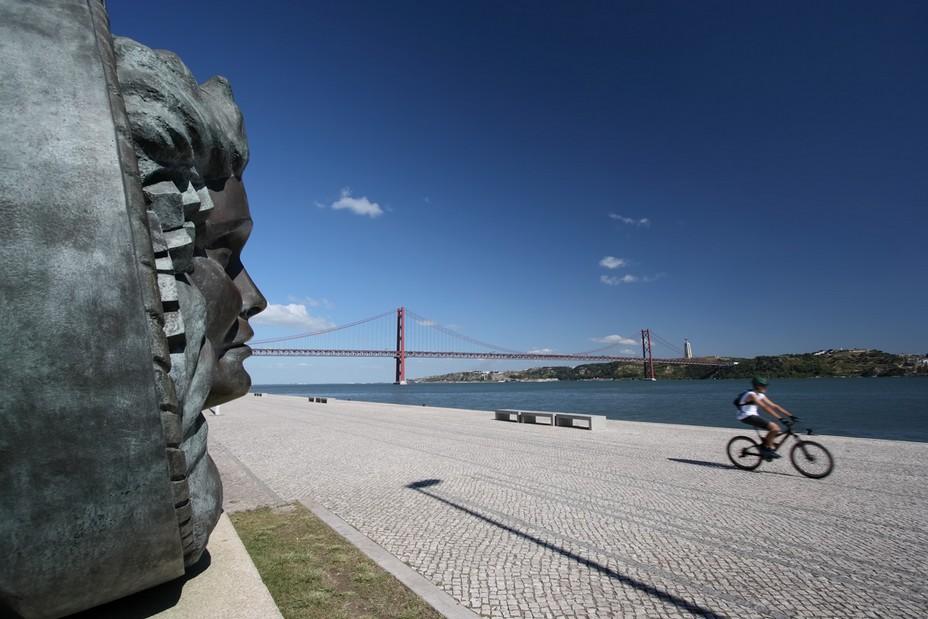 Lisbonne a été nommée « Capitale verte européenne 2020 » par la Commission Européenne.@ OT Lisbonne