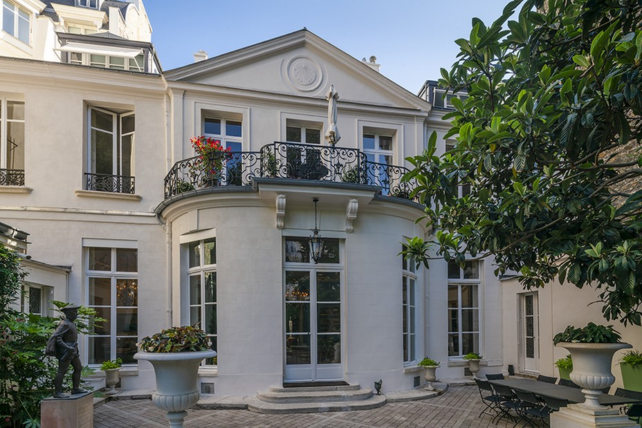L'hôtel Turgot (c) Jannes Linders
