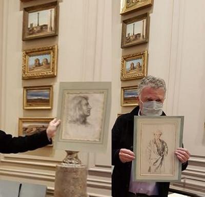 la Fondation Custodia a pour mission de servir l'histoire de l'art, au sens le plus large du terme - Ger Luijten, le passionné et passionnant directeur de la Fondation @ K.Frossard